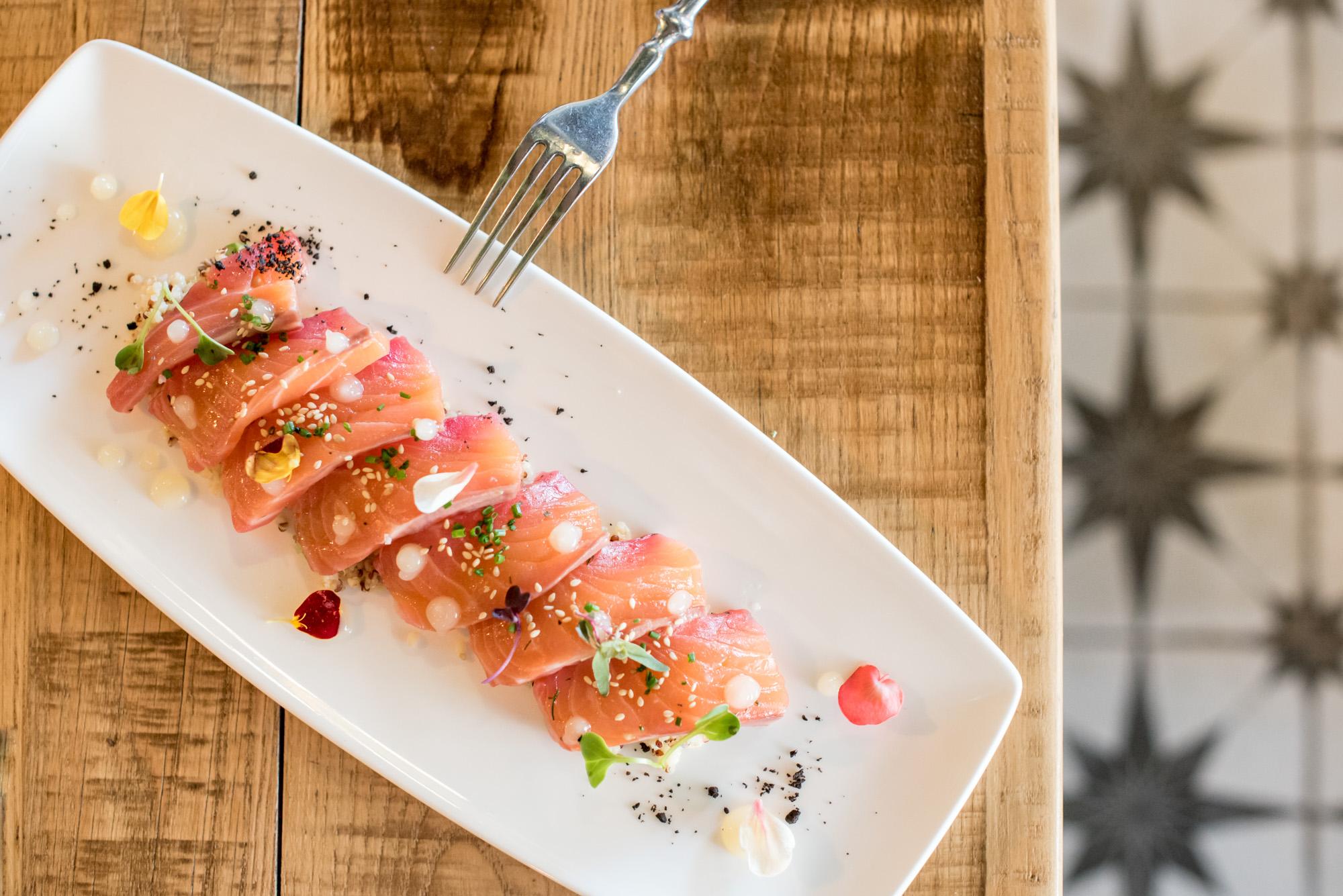 Los platos para acabar agosto en Sevilla